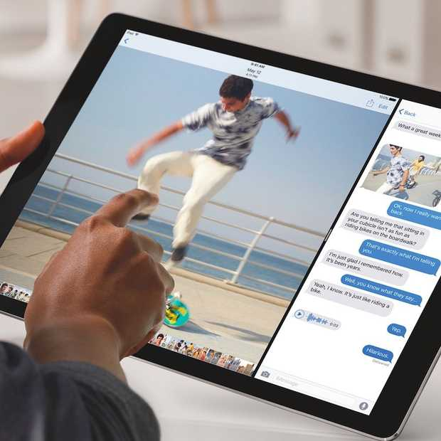 Apple introduceert iPad Pro met super groot 12,9-inch Retina-display