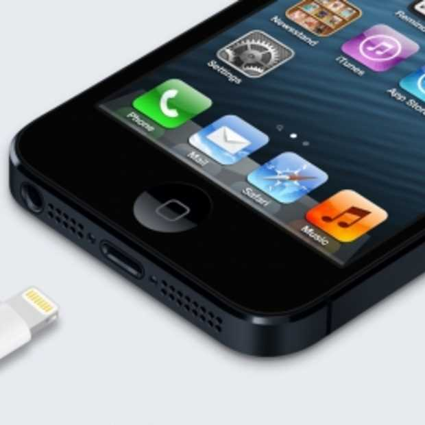 Apple presenteert iPhone 5