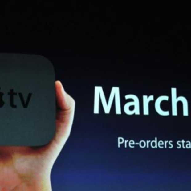 Apple TV krijgt update, prijs blijft hetzelfde
