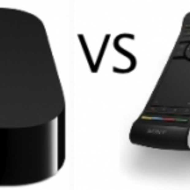 Apple TV vs Google TV : wie van de twee?