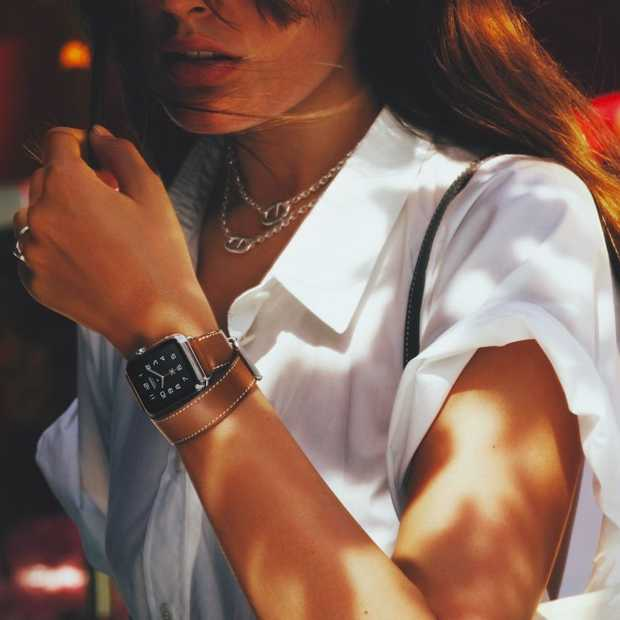 Apple en Hermès onthullen de Apple Watch Hermès-collectie