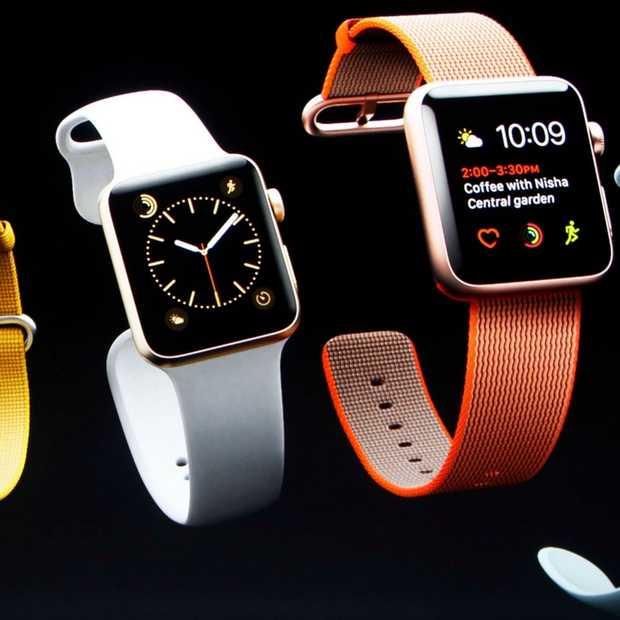 Dit is de nieuwe Apple Watch Series 2