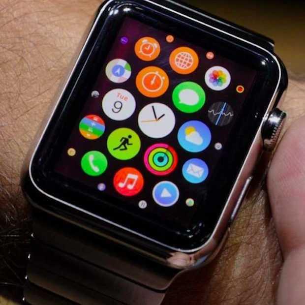 Dit is waarom de Apple Watch vierkant is!