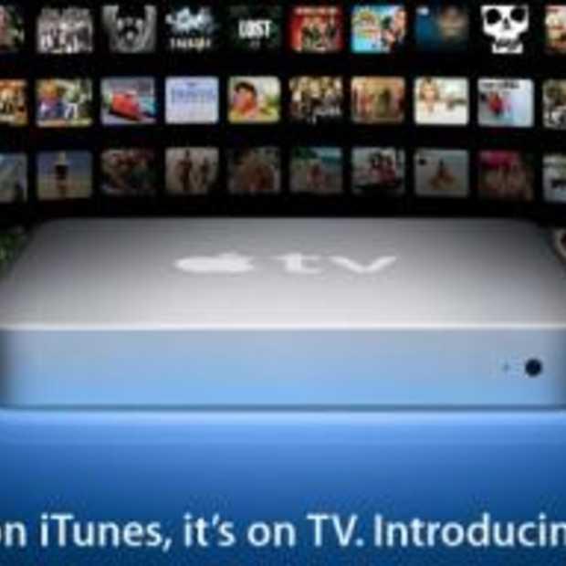 Apple wil TV kijken via iTunes Mogelijk Maken