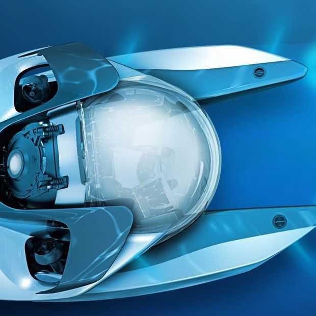 Aston Martin's Project Neptune is de mooiste onderzeeër ooit