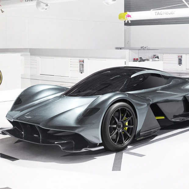 Aston Martin & Red Bull AM-RB 001 Hypercar