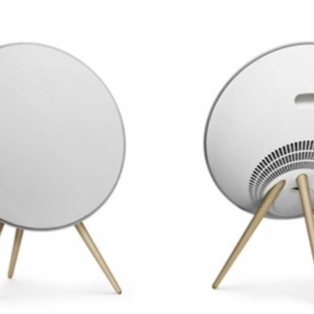 B&O presenteert BeoPlay A9 Design Speaker