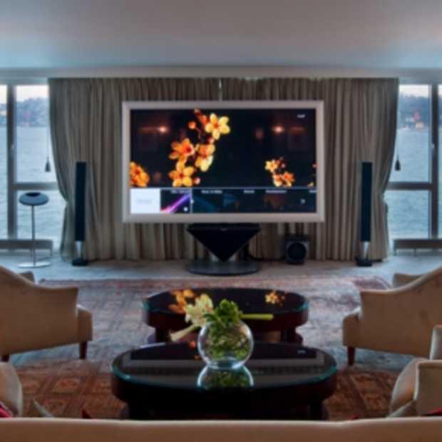 Bang & Olufsen richt 's werelds Duurste hotelsuite in