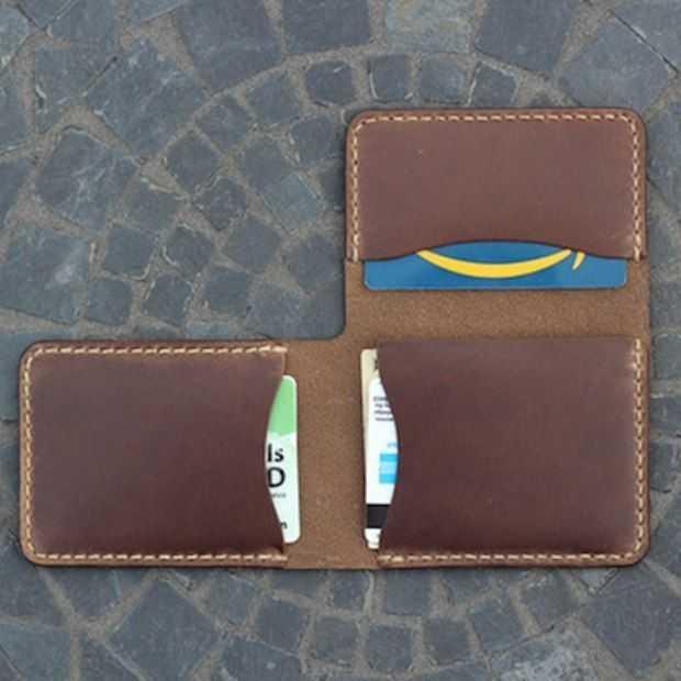 Stel je eigen stijlvolle portemonnee samen!