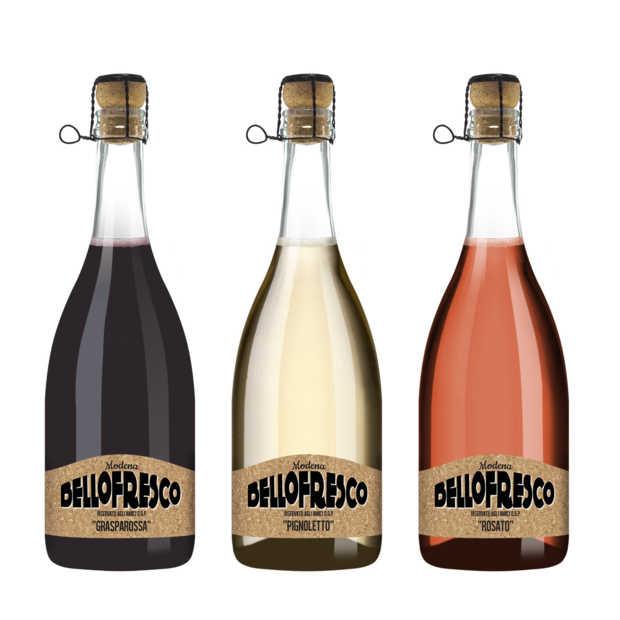 Bellofresco: heerlijke Italiaanse lambrusco's en pignoletto