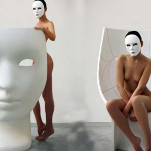Bijzonder designobject: de maskerstoel van Fabio Novembre