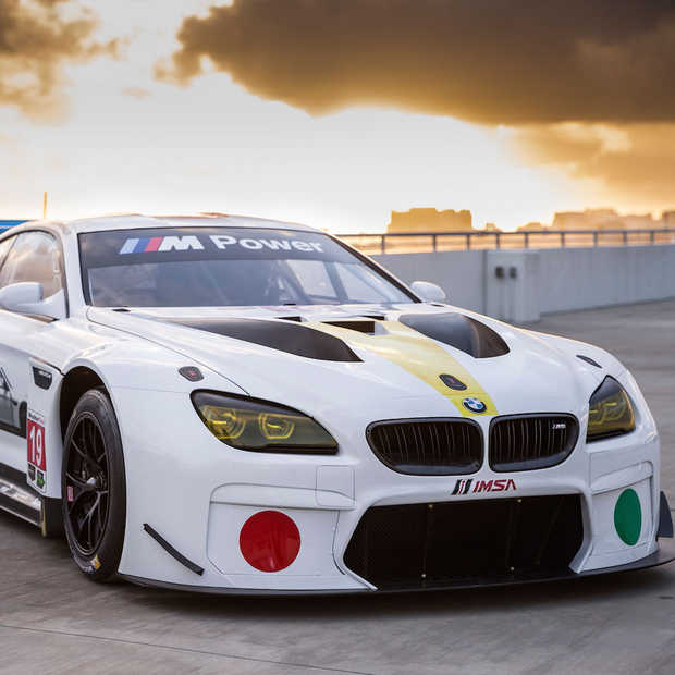 Wereldpremière: BMW Art Car in Miami
