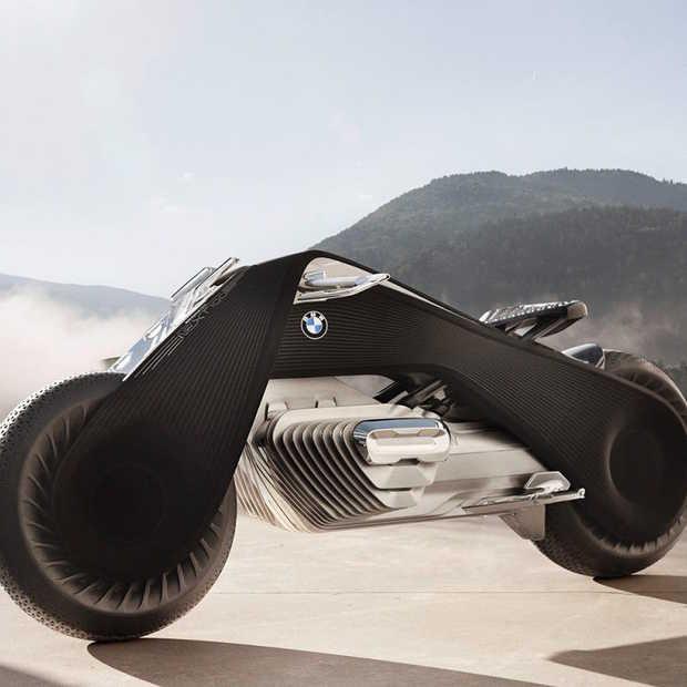 Futuristische motor: BMW Motorrad Vision Next 100