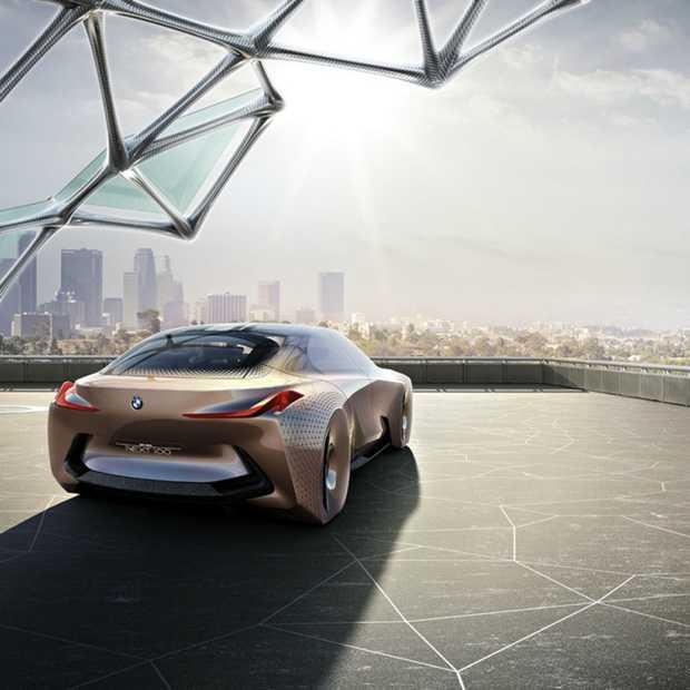 De auto van de toekomst: BMW Vision Next 100