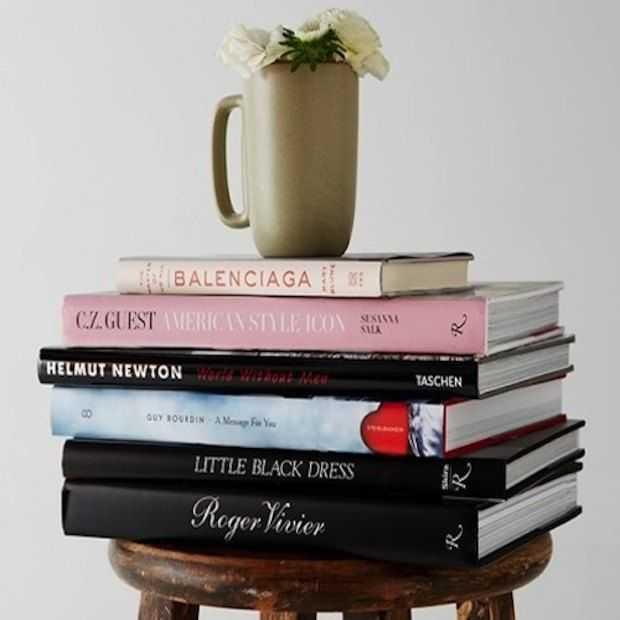 Boeken als onderdeel van je interieur