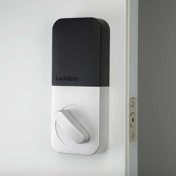 Met je smartphone de deur van het slot halen