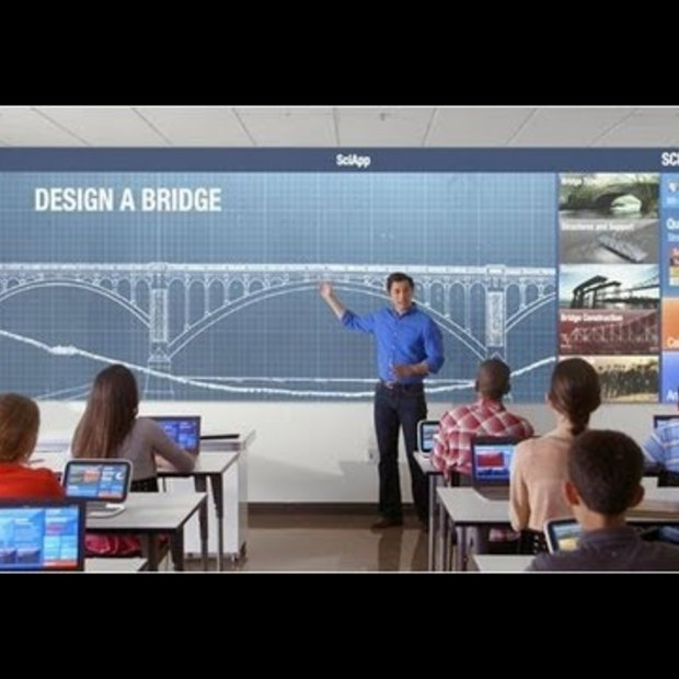 Bridging Our Future, envisioned by Intel
