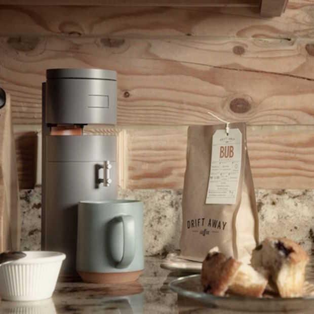 Koffiezetten in stijl met het Bruvelo koffiezetapparaat