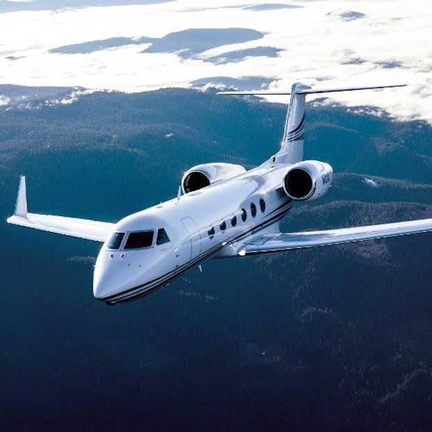 Luxer dan luxe: Gulfstream G650ER business jet
