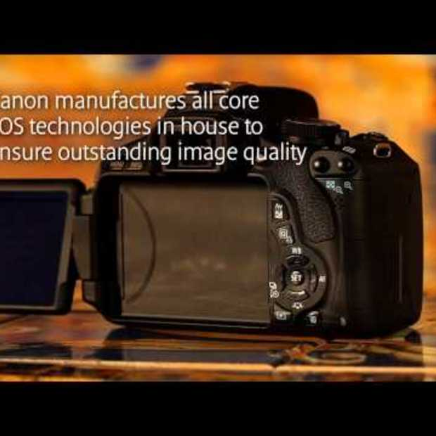 Canon EOS 600D and EOS 1100D product walkthrough video