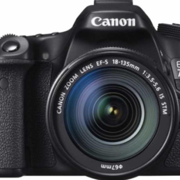 Canon introduceert de EOS 70D
