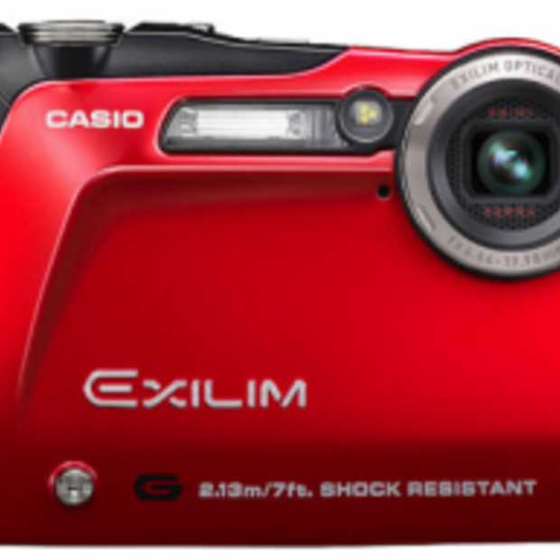 Casio EX-G1 Slank en Schokbestendig
