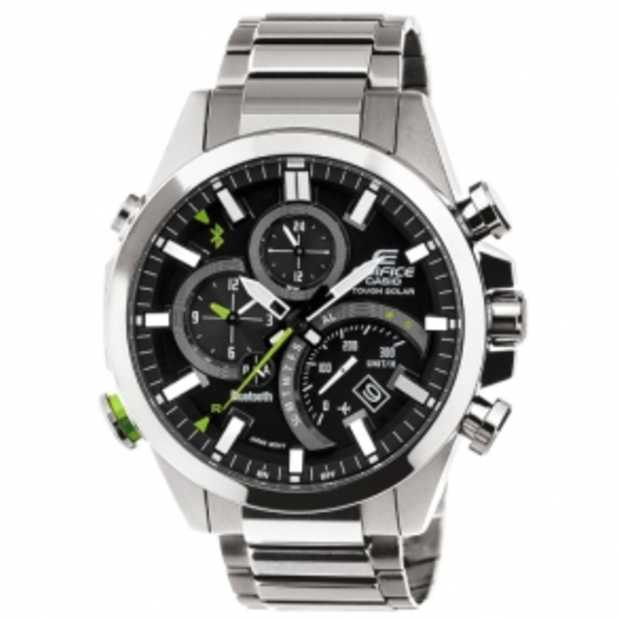 Casio introduceert nieuwe EDIFICE-horloges!
