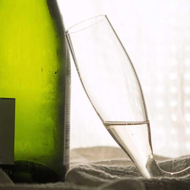 The Chambong maakt champagne drinken nóg leuker!