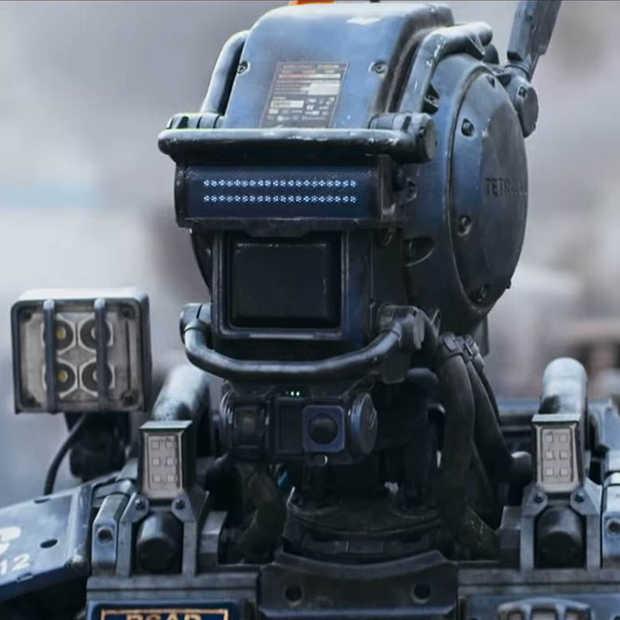 Chappie: Actiefilm met een gevoelige robot in de hoofdrol