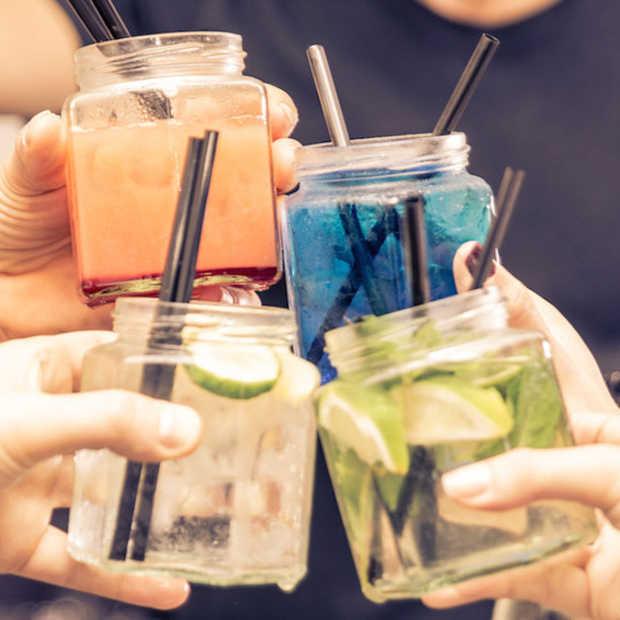 Voor alle cocktails ter wereld heb je maar 24 ingrediënten nodig!