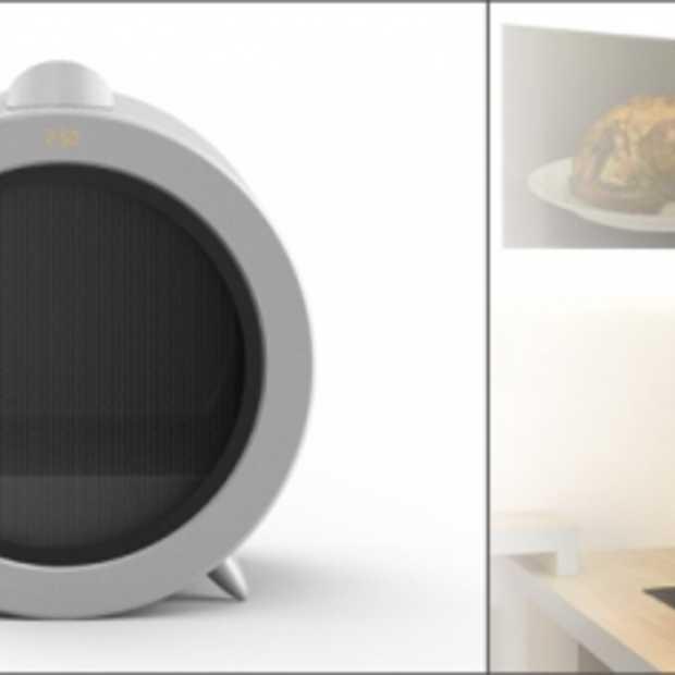 Combi-magnetron met projector