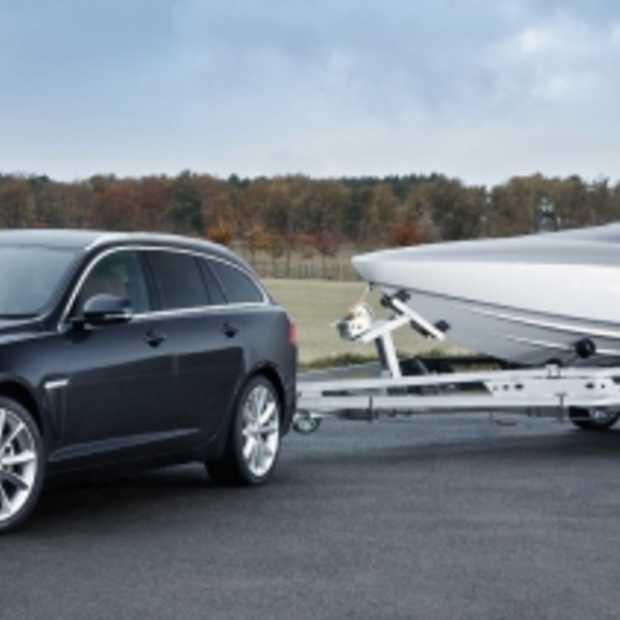 Concept Speedboat van Jaguar