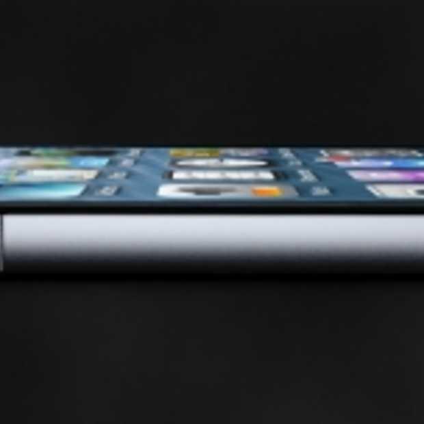 Concept voor de iPhone in 2013