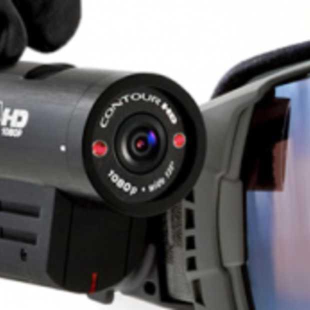 Contour HD Wearable Camcorder voor de Echte Actie