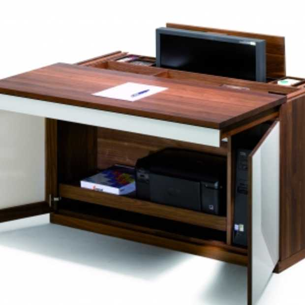 cubus PC secretaire van Team 7