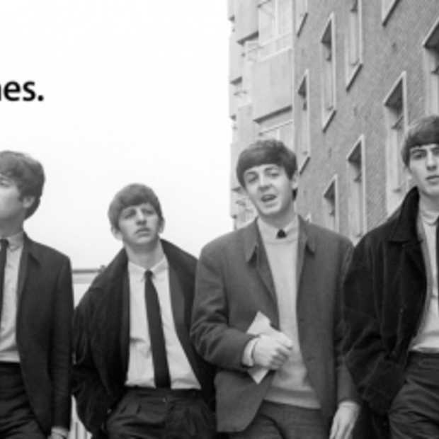 De Beatles nu in iTunes