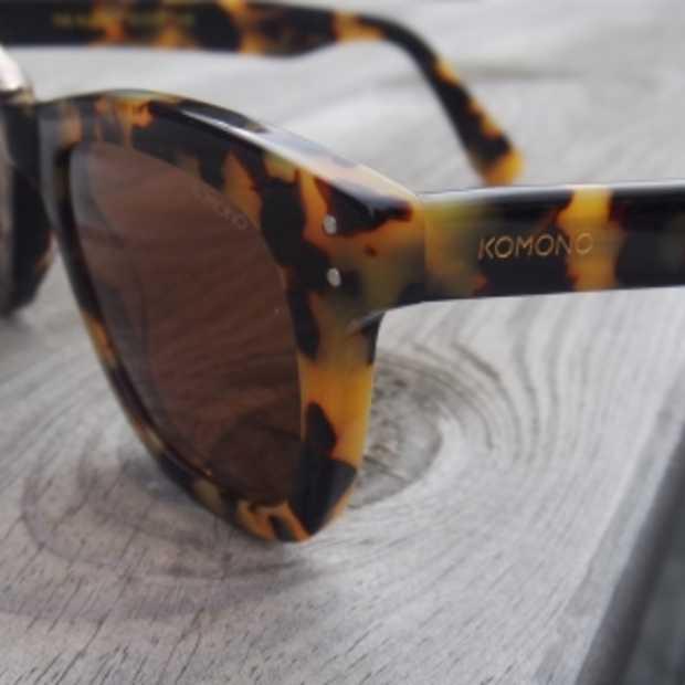 De KOMONO crafted collectie: 6 modellen, vier kleuren, perfecte zonnebrillen!