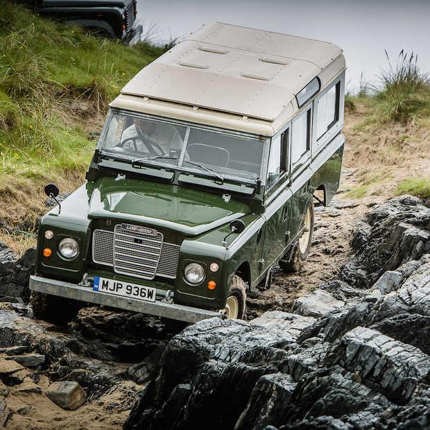 Afscheid van een icoon: Land Rover Defender