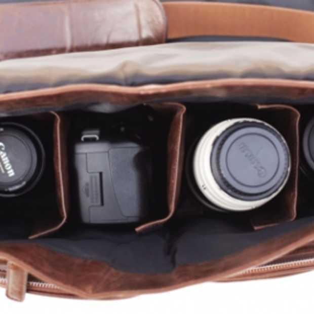 Cameratassen Dames : Design cameratassen van silvia pilger