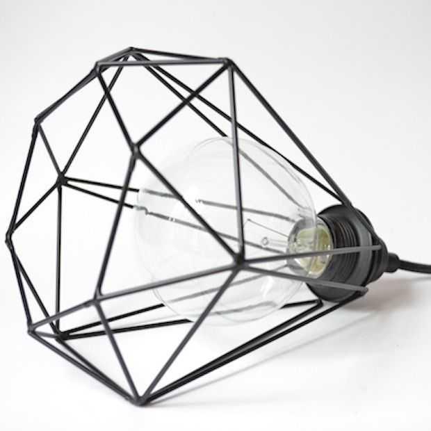 Diamond light: de metalen kooi van licht