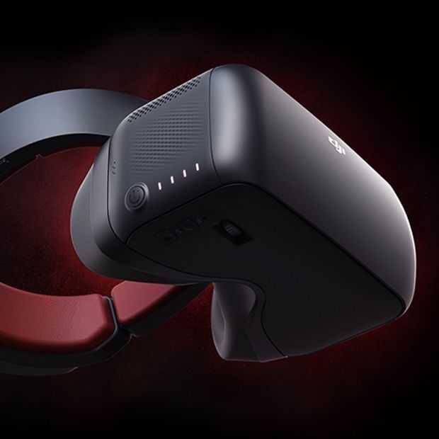 DJI maakt VR-racebril voor álle op afstand bestuurbare voertuigen