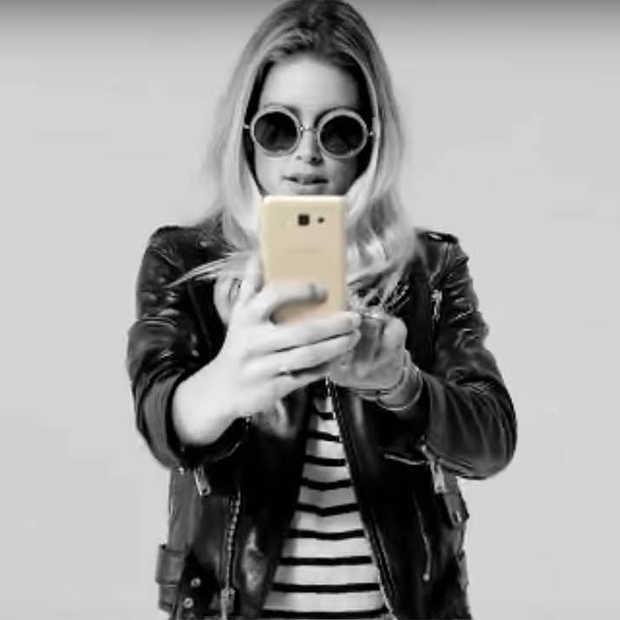 Show your style met de nieuwe Samsung Galaxy A-serie