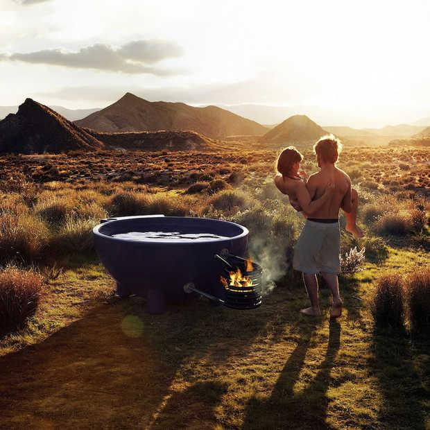 Dutchtub: heel cool buitenbad voor de zomer