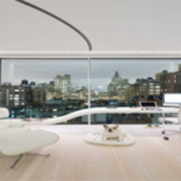 Een appartement uit de toekomst in new york - Een appartement ontwikkelen ...