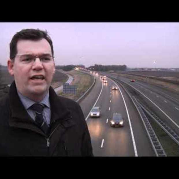 Eerste autosnelweg ter wereld met led (A44)