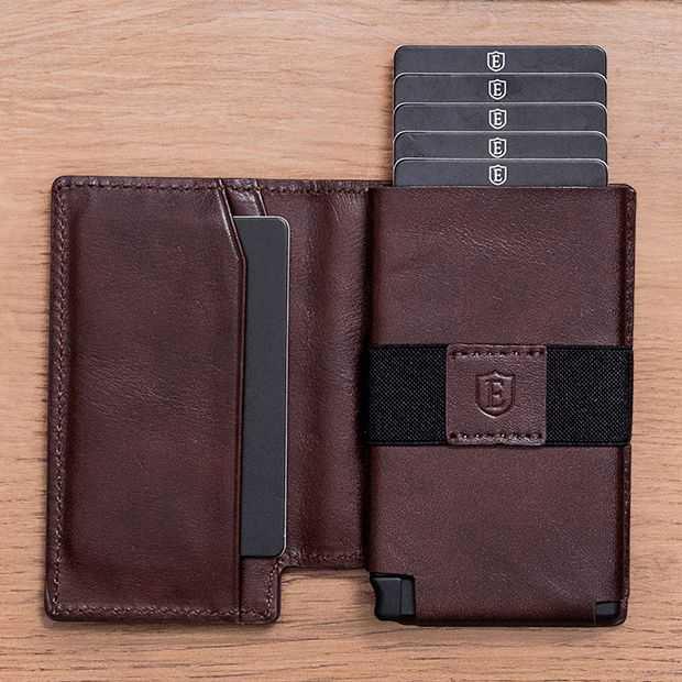 Ekster: de hele slimme portemonnee die je altijd kunt terugvinden