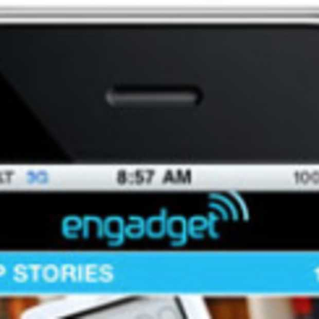 Engadget app voor je iPhone