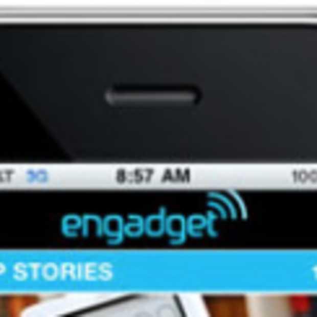 Engadget app voor je iPhone