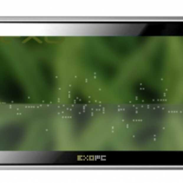 ExoPC 8.9-inch Slate met iPad looks