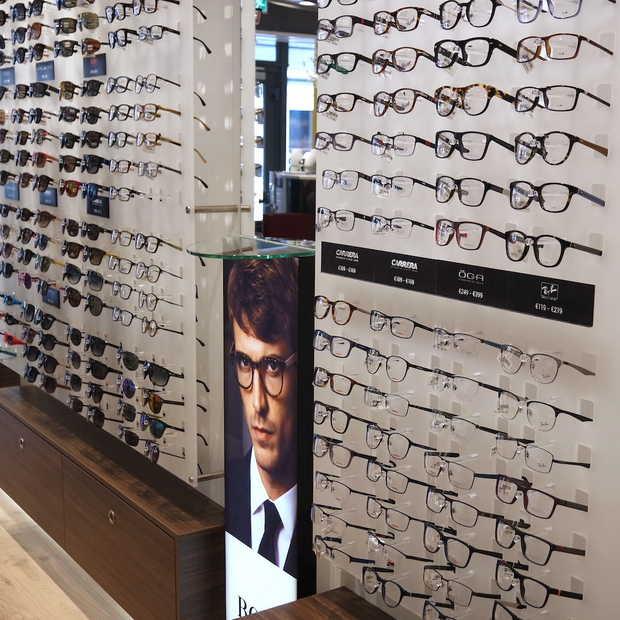 In 15 minuten de perfecte bril gevonden